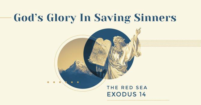 God's Glory in Saving Sinners