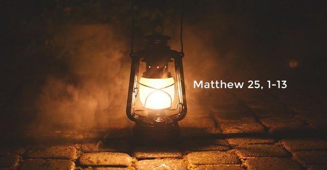 Gospel of Matthew 25:1-13 image