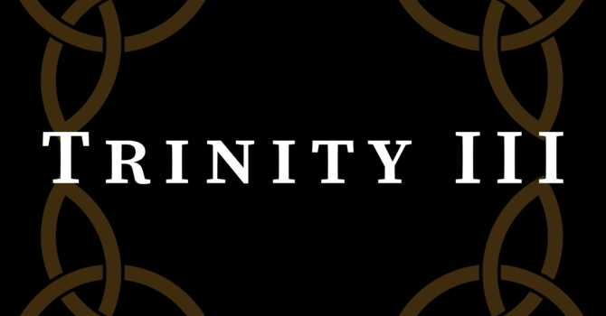 Trinity III 2020, 10:00 A.M.