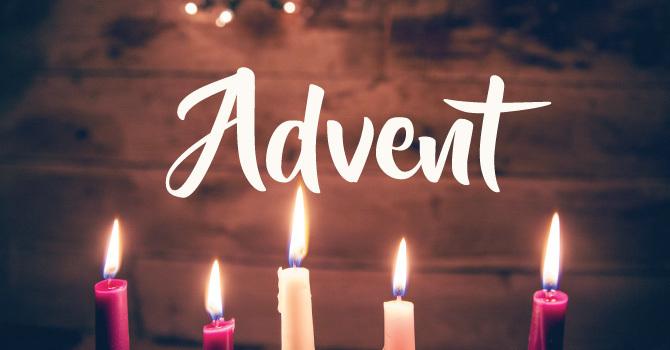 Advent Newsletter image