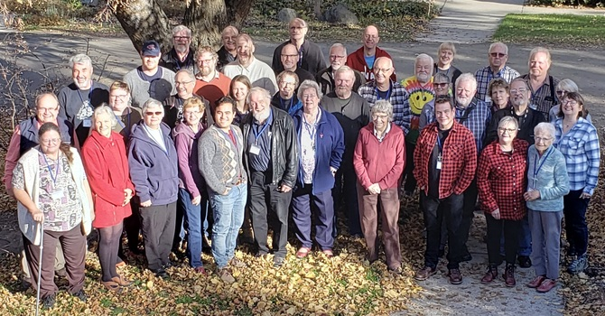 Archbishop, bishops, deans, archdeacons, priests + deacons... image