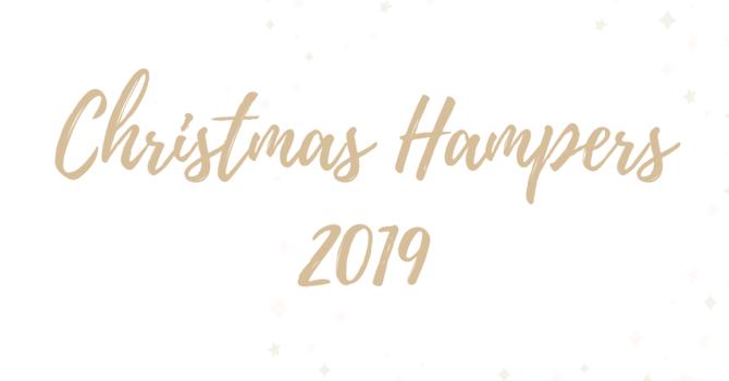 Christmas Hampers image