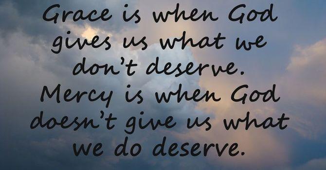 """""""God's Amazing Grace""""  P.M Service"""