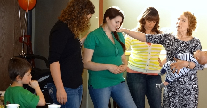 Kerstin Isaacs Baby Shower image