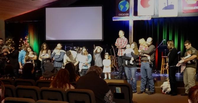Sanctity of Life Sunday - Baby Dedications! image