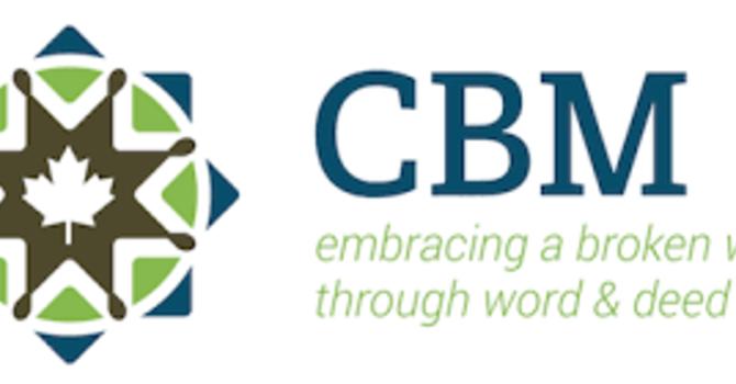 Canadian Baptist Ministries, CBM