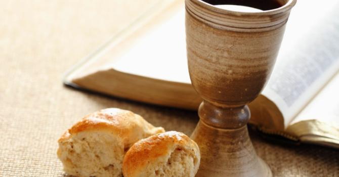 Remembering Christ image