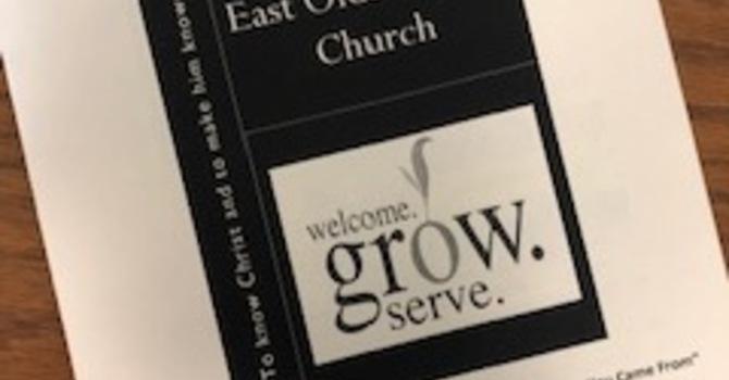 May 26, 2019 Church Bulletin image