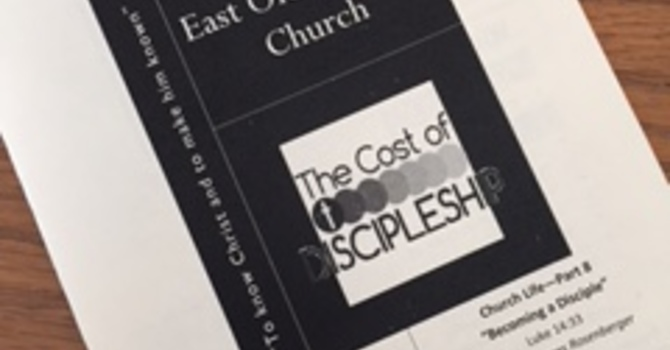 November 19, 2017 Church Bulletin image