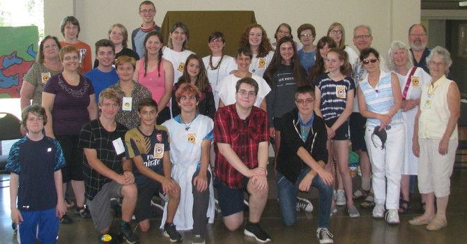 The Amazing Journey Day Camp was a Great Success! image