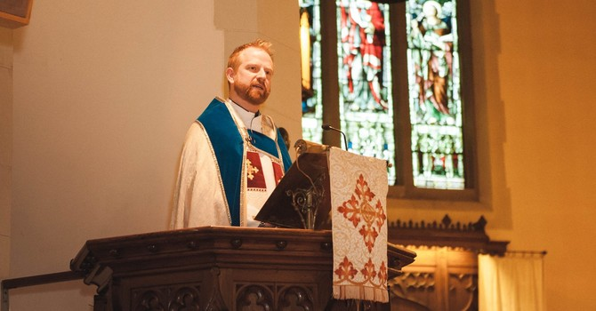 St. Paul's West End  Welcomes The Rev. James Duckett, Priest-in-Charge
