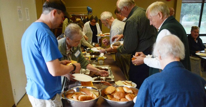 Welcome Back - Parish BBQ in Langley