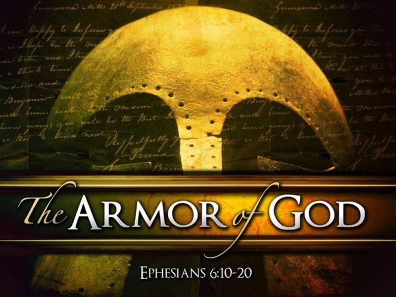 Armor of God (Pt 1)