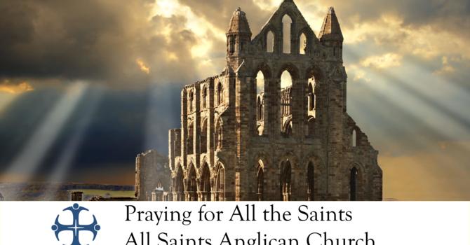 Cochrane Prayer Night November 18