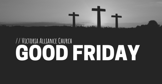 Good Friday | Creative Reading & Music image
