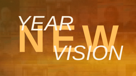 New Year, New Vision