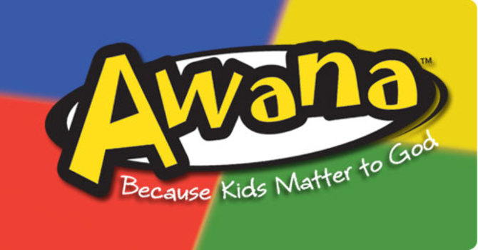 Changes to Awana image