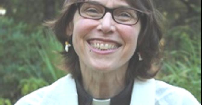Best wishes to Rev.  Susan Hayward Brown image