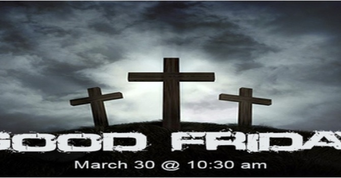 Good Friday Service