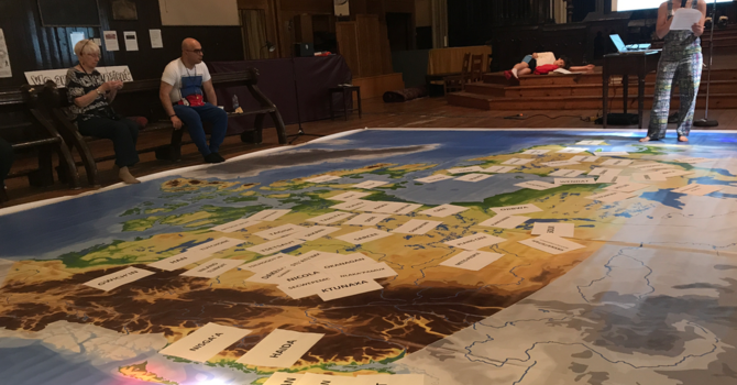 Mapping a future of reconciliation... image