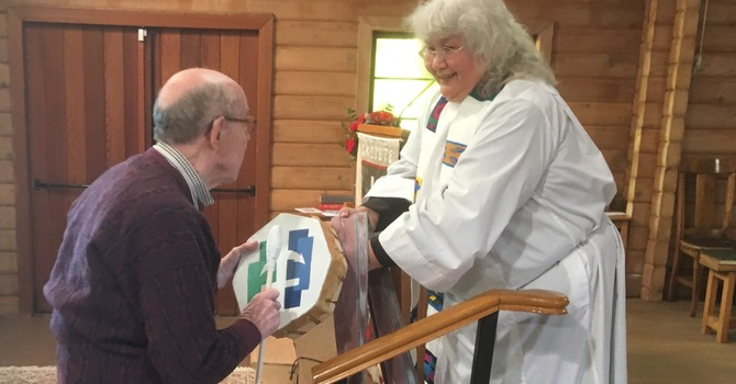 St. Clement's wishes curate farewell image