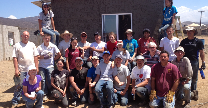 Praise God for our Mexico mission trip! image