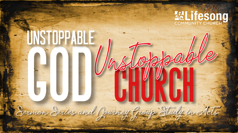 """God's Unstoppable Church"""