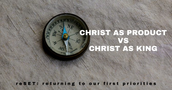 Re-Presenting Jesus 1