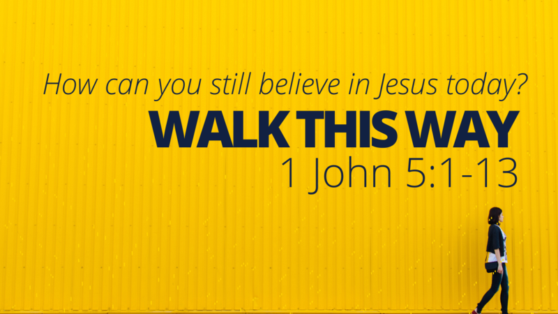 How can you still believe in Jesus today?