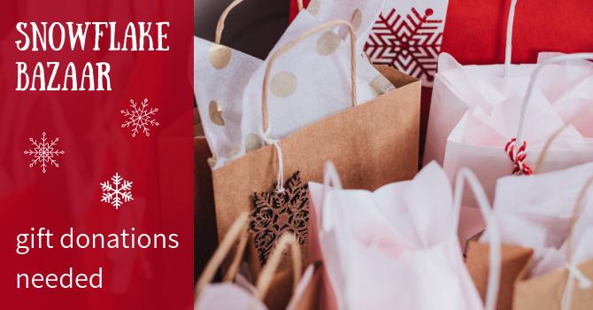 Items Needed for Snowflake Bazaar image