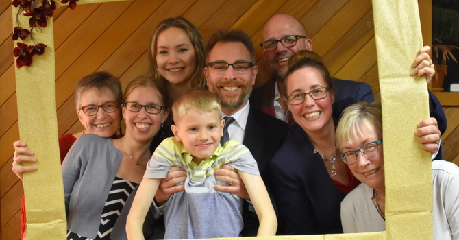 St. Clement's Day Dinner a sparkling success image