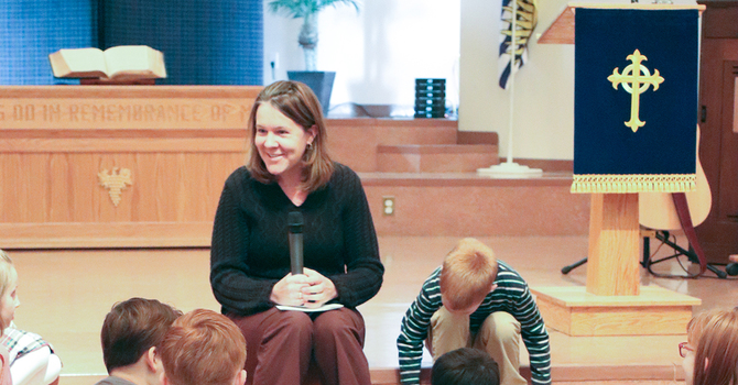 Online Sunday School! image
