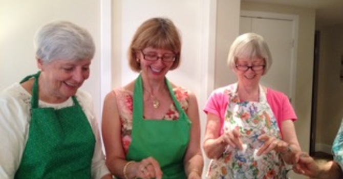 Scones Lovers Workshop And Eat image