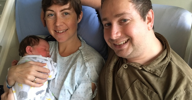 Happy Announcement From Carla and Phil! image