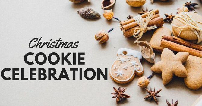 Christmas Cookie Social