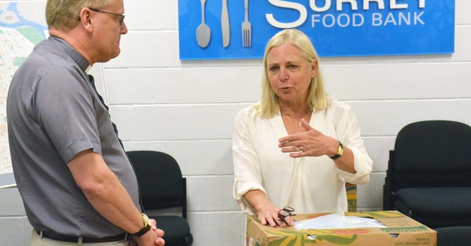 Surrey Food Bank Could Be Moving to Guildford Neighbourhood