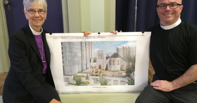 Holy Trinity Cathedral - Development Project