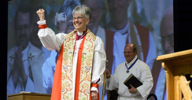 Happy 4th Anniversary - Bishop Melissa