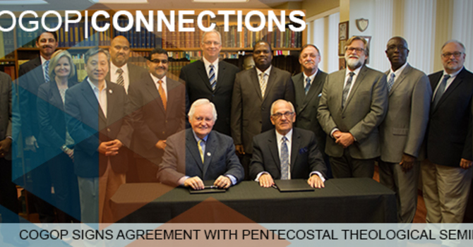 COGOP Signs Agreement with Pentecostal Theological Seminary image
