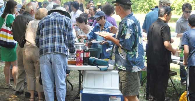 East Vancouver Deanery Open Air Potluck image
