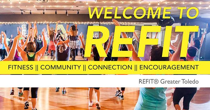 REFIT®  Revolutionizing Fitness image