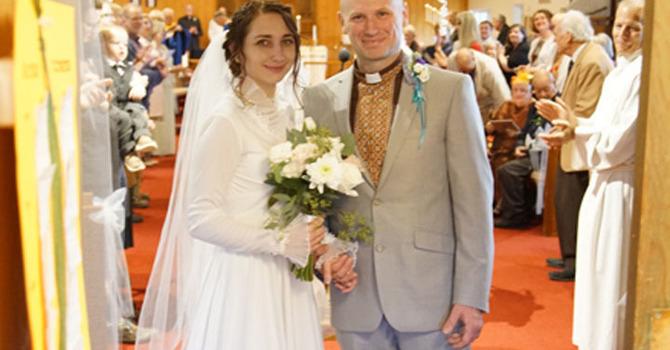 4 Deacons and a Wedding...