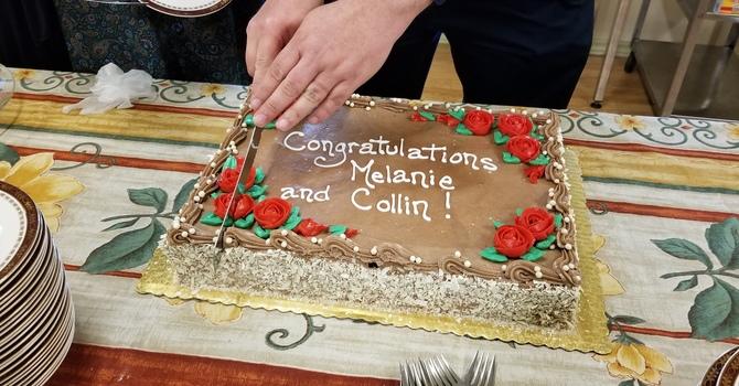 Celebrating two grads! image