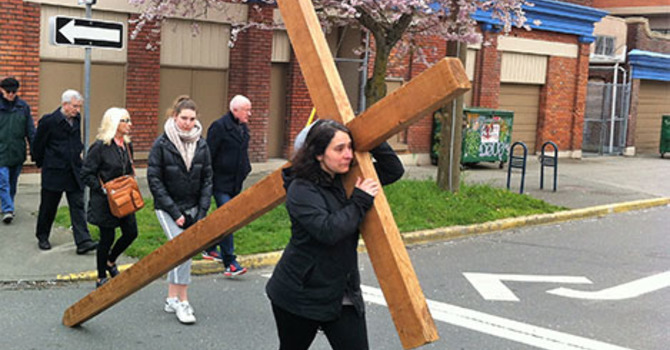Good Friday Procession image