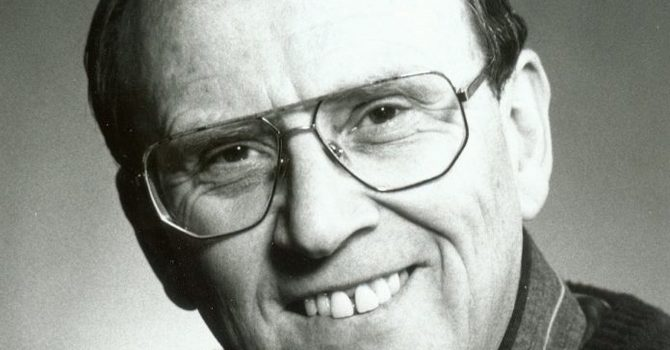 Bishop Barry Jenks remembered image