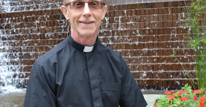 New vicar appointed image
