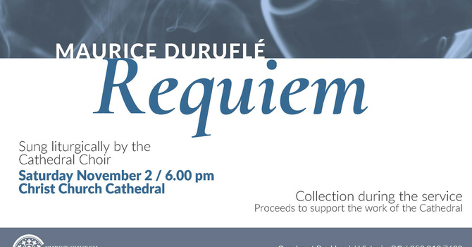 Community invited to remember loved ones at Requiem Eucharist image