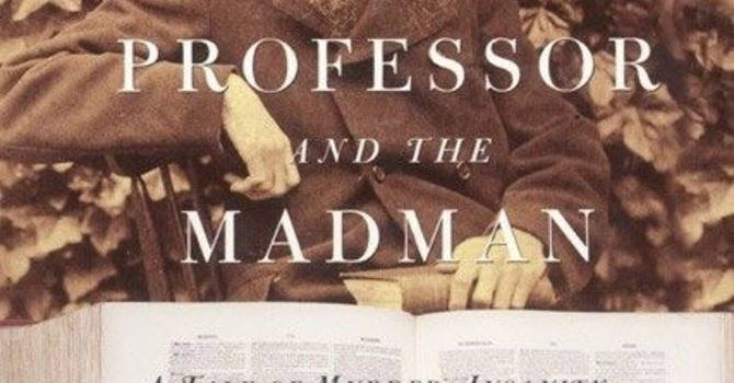 The Professor and the Madman image
