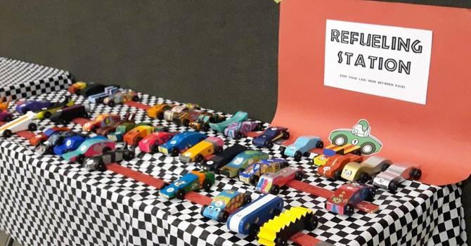 Powerhouse Station Car Race & Points Store image
