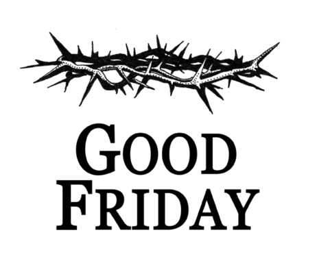 Good Friday Meditations 2019